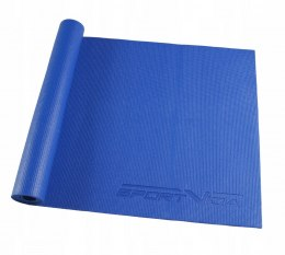 Mata do ćwiczeń 173x61cm 6mm joga yoga fitness