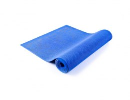 Mata do ćwiczeń fitness Spokey 60x180cm 6mm pvc