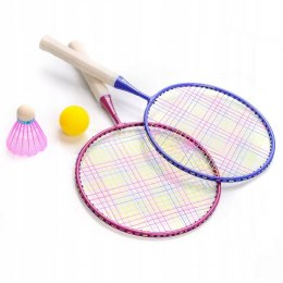 Zestaw badminton METEOR JUNIOR ENJOY 2 x rakietka