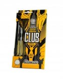 Lotki Harrows rzutki Softip Club Brass 14g